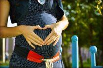 Stan błogosławiony to  też wygoda dla początkujących mam