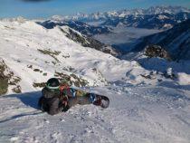 W jaki sposób ubezpieczyć ciało przed urazami na snowboardzie?